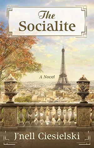 The Socialite (Thorndike Press Large Print Christian Fiction) by J'nell Ciesielski