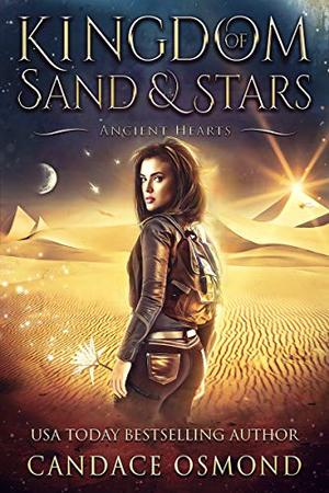 Ancient Hearts: A Time Travel Fantasy Romance by Candace Osmond, Majeau Designs