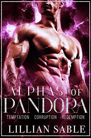 Alphas of Pandora by Lillian Sable