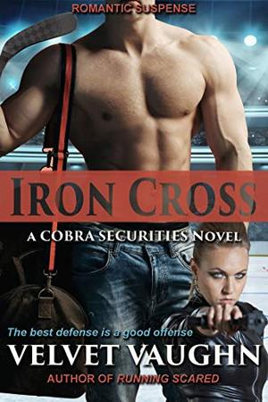 Iron Cross by Velvet Vaughn