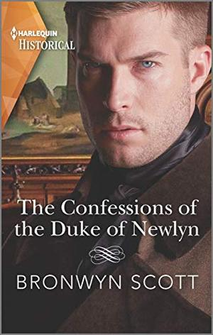 The Confessions of the Duke of Newlyn (The Cornish Dukes) by Bronwyn Scott