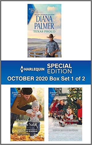 Harlequin Special Edition October 2020 - Box Set 1 of 2 by Diana Palmer, Christine Rimmer, Cathy Gillen Thacker