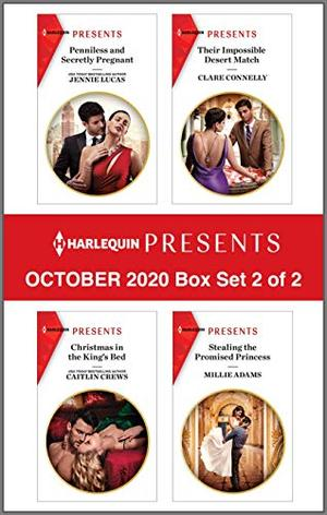 Harlequin Presents - October 2020 - Box Set 2 of 2 by Jennie Lucas, Caitlin Crews, Clare Connelly, Millie Adams