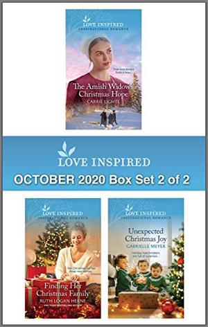 Harlequin Love Inspired October 2020 - Box Set 2 of 2: An Anthology by Carrie Lighte, Ruth Logan Herne, Gabrielle Meyer