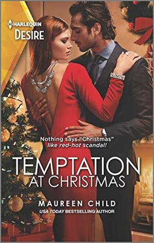 Temptation at Christmas (Harlequin Desire) by Maureen Child