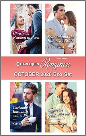 Harlequin Romance October 2020 Box Set by Liz Fielding, Donna Alward, Katrina Cudmore, Michelle Douglas