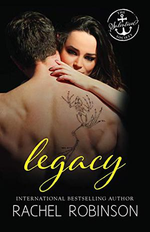 Legacy: A Salvation Society Novel by Rachel Robinson, Salvation Society