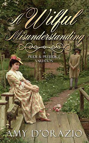 A Wilful Misunderstanding: A Pride & Prejudice Variation by Amy D'Orazio