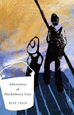 The Adventures of Huckleberry Finn (illustrated) by SparkNotes