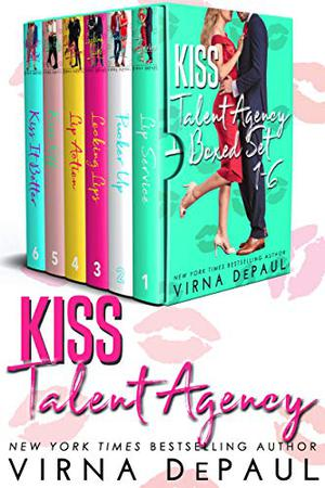 Kiss Talent Agency Boxed Set by Virna DePaul