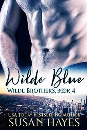 Wilde Blue by Susan Hayes