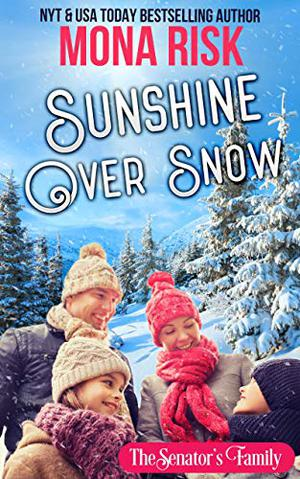 Sunshine Over Snow by Mona Risk