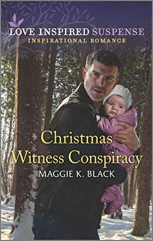 Christmas Witness Conspiracy (Protected Identities) by Maggie K. Black