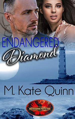 Endangered Diamond: Brotherhood Protectors World by M. Kate Quinn