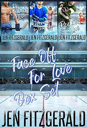 Face Off For Love Box Set: Edition One by Jen Fitzgerald