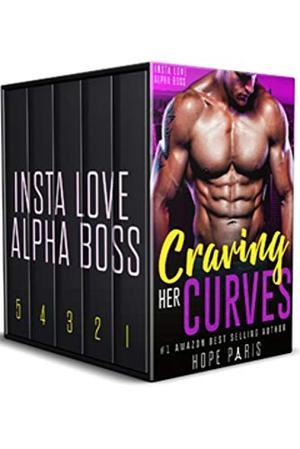 Insta Love Alpha Boss Box Set: Books 1 to 5 by Hope Paris