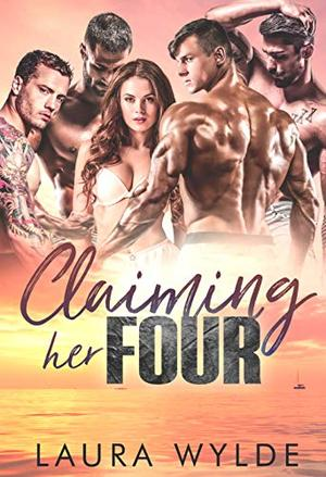 Claiming Her Four by Laura Wylde