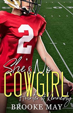 She's No Cowgirl by Brooke May, Dark Water Covers