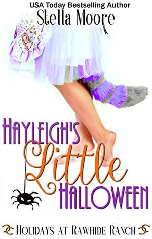 Hayleigh's Little Halloween by Stella Moore