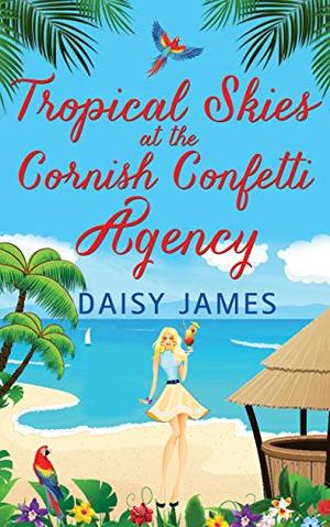 Tropical Skies at the Cornish Confetti Agency by Daisy James
