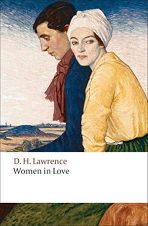 Women in Love Illustrated by D H Lawrence