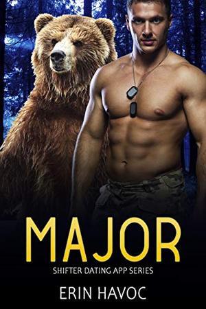 MAJOR: A BBW Bear Shifter Romance by Erin Havoc