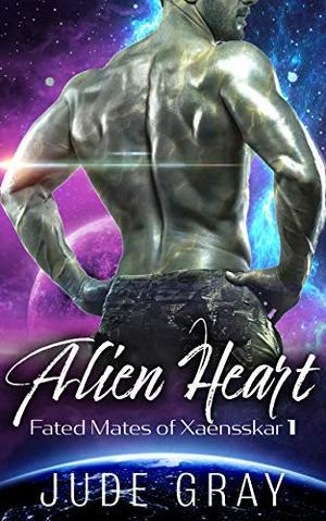 Alien Heart: A Sci-Fi Alien Romance by Jude Gray