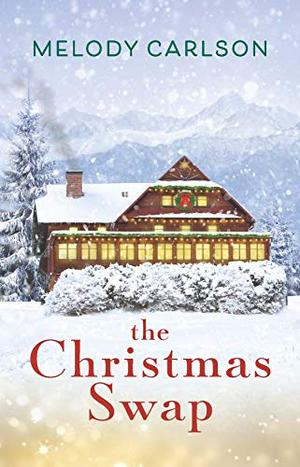 The Christmas Swap (Thorndike Press Large Print Christian Fiction) by Melody Carlson