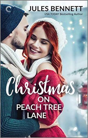 Christmas on Peach Tree Lane: An Opposites-Attract Christmas Romance by Jules Bennett