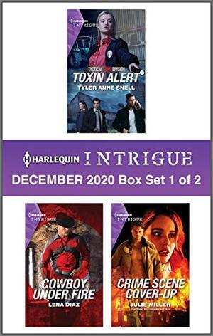 Harlequin Intrigue December 2020 - Box Set 1 of 2 by Tyler Anne Snell, Lena Diaz, Julie Miller