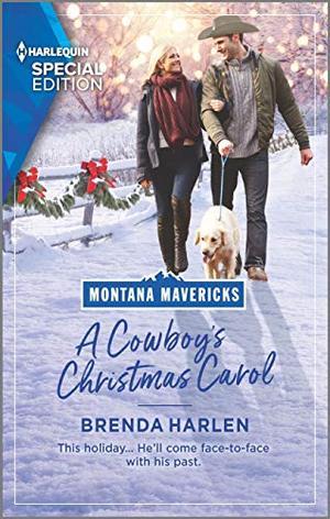 A Cowboy's Christmas Carol by Brenda Harlen