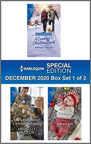 Harlequin Special Edition December 2020 - Box Set 1 of 2 by Brenda Harlen, Michelle Major, Teri Wilson
