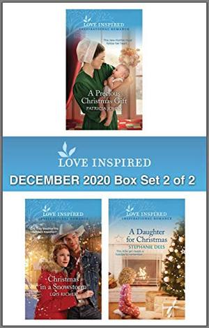 Harlequin Love Inspired December 2020 - Box Set 2 of 2: An Anthology by Patricia Johns, Lois Richer, Stephanie Dees