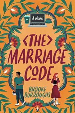 The Marriage Code: A Novel by Brooke Burroughs