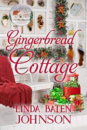 Gingerbread Cottage by Linda Baten Johnson, v mckevitt