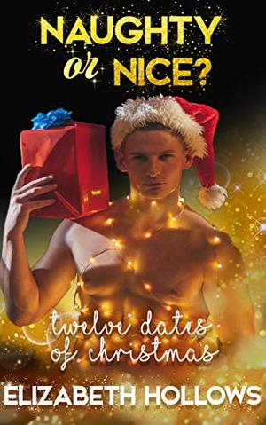Twelve Dates of Christmas: Naughty or Nice? A Christmas Romance by Elizabeth Hollows
