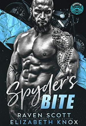Spyder's Bite by Raven Scott, Elizabeth Knox