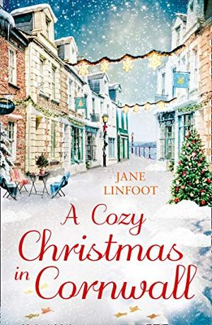 A Cozy Christmas in Cornwall by Jane Linfoot