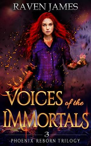 Voices of the Immortals: A Reverse Harem Fantasy Romance by Raven James