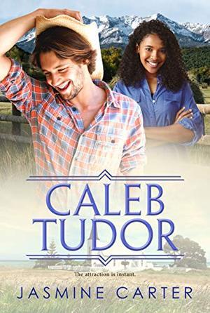 Caleb Tudor: BWWM, Clean, Marriage, Cowboy, Billionaire Romance by Jasmine Carter, BWWM Club