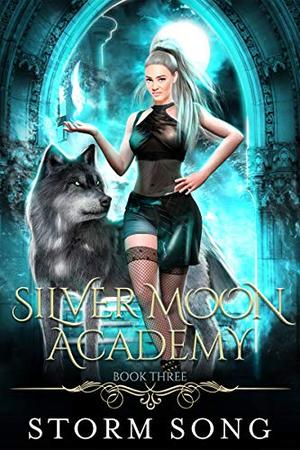 Silver Moon Academy: Book Three: A Reverse Harem Academy by Storm Song
