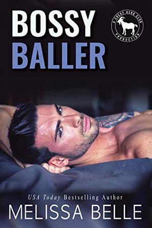 Bossy Baller: A Hero Club Novel by Melissa Belle, Hero Club