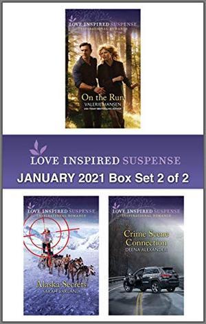 Harlequin Love Inspired Suspense January 2021 - Box Set 2 of 2 by Valerie Hansen, Sarah Varland, Deena Alexander