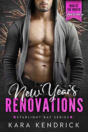 New Year's Renovations: Man of the Month Club - January by Kara Kendrick