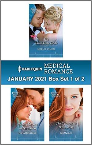 Harlequin Medical Romance January 2021 - Box Set 1 of 2 by Scarlet Wilson, Fiona McArthur, Sue MacKay