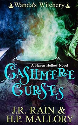 Cashmere Curses: A Paranormal Women's Fiction Novel by J.R. Rain, H.P. Mallory