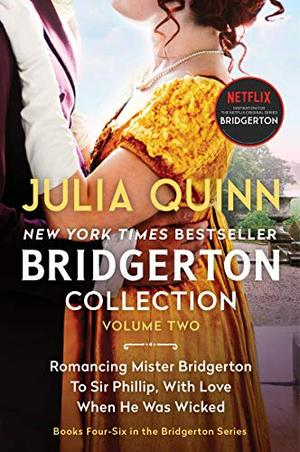 Bridgerton Collection Volume 2 by Julia Quinn