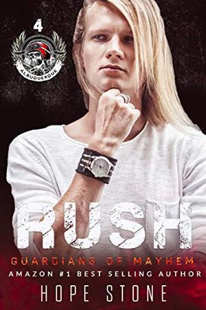 Rush : SAVAGE FURY MC ROMANCE SERIES by Hope Stone