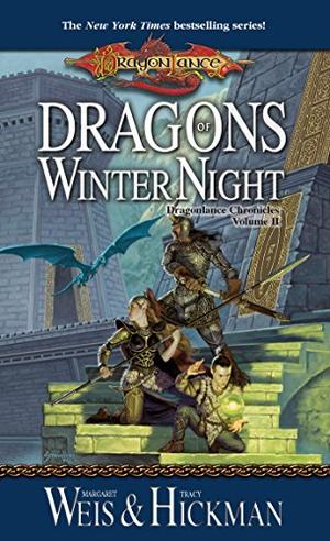 Dragons of Winter Night by Margaret Weis, Tracy Hickman