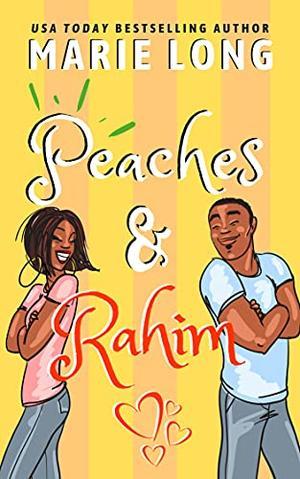 Peaches & Rahim by Marie Long